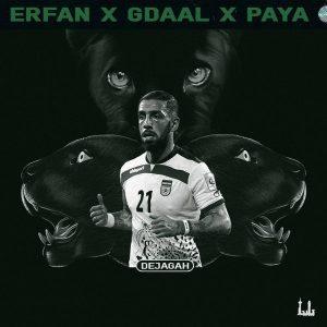 Erfan Dejagah Ft Gdaal Paya 300x300 - دانلود آهنگ عرفان به نام دژاگه (جی دال و پایا)